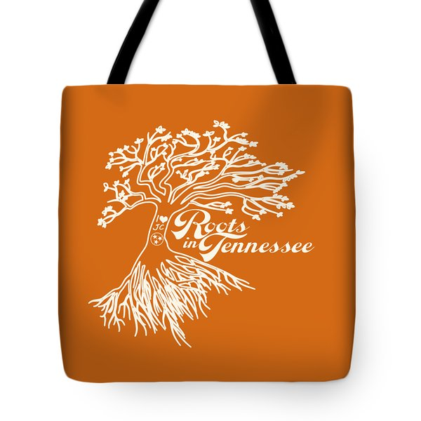 Roots In Tennessee Tote Bag