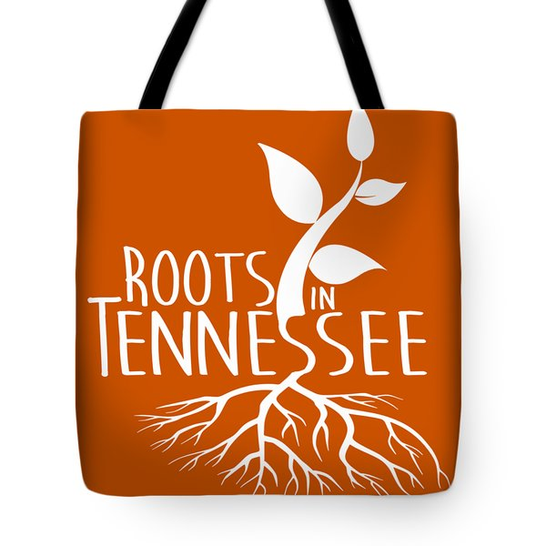 Roots In Tennessee Seedlin Tote Bag