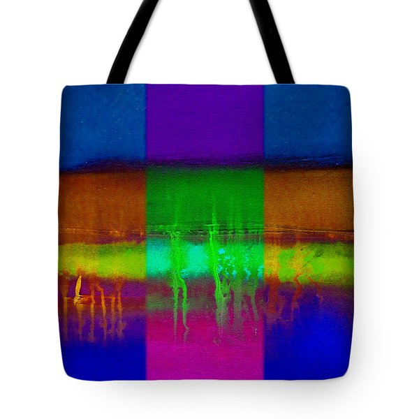 Roots In The Land Tote Bag by Charles Stuart