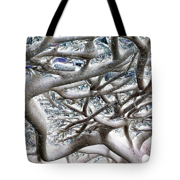 Roots With Attitude Tote Bag