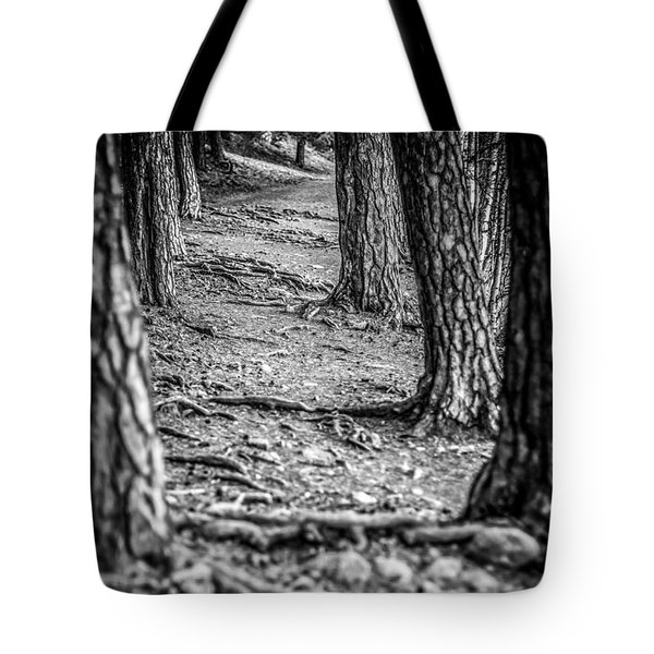 Rootway 2012 - Black Edition Tote Bag