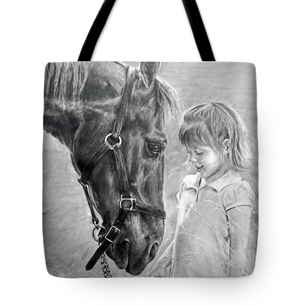 Rooty And Ella Tote Bag by James Foster
