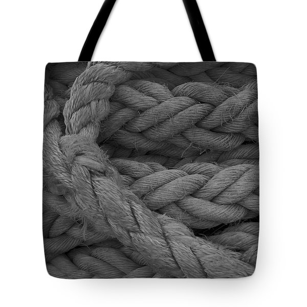 Rope I Tote Bag