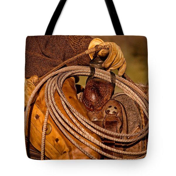 Roping Tote Bag