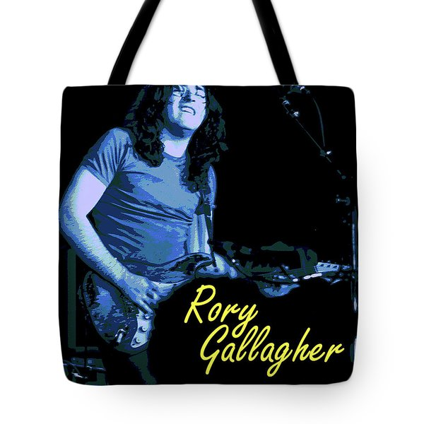 Rory In Kent Tote Bag by Ben Upham