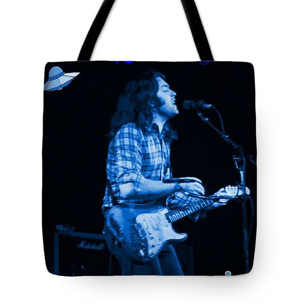 Rory Out Of This World Tote Bag by Ben Upham