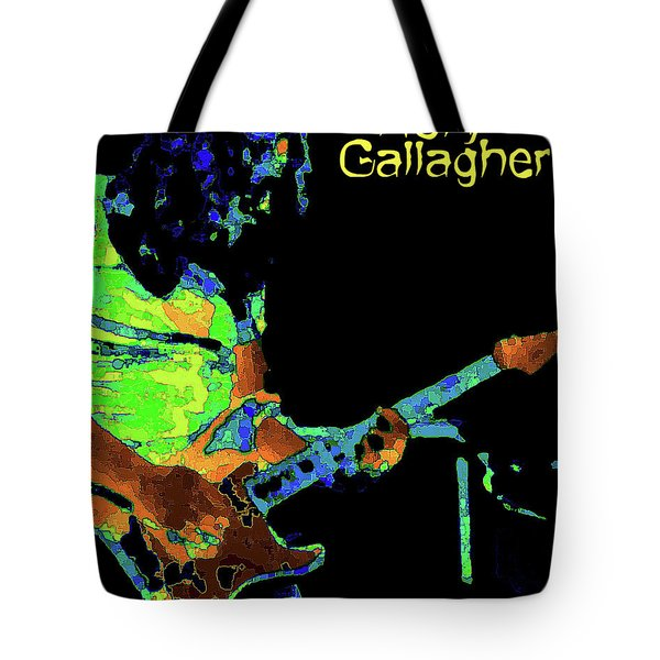 Tote Bag featuring the photograph Rory Pastel by Ben Upham