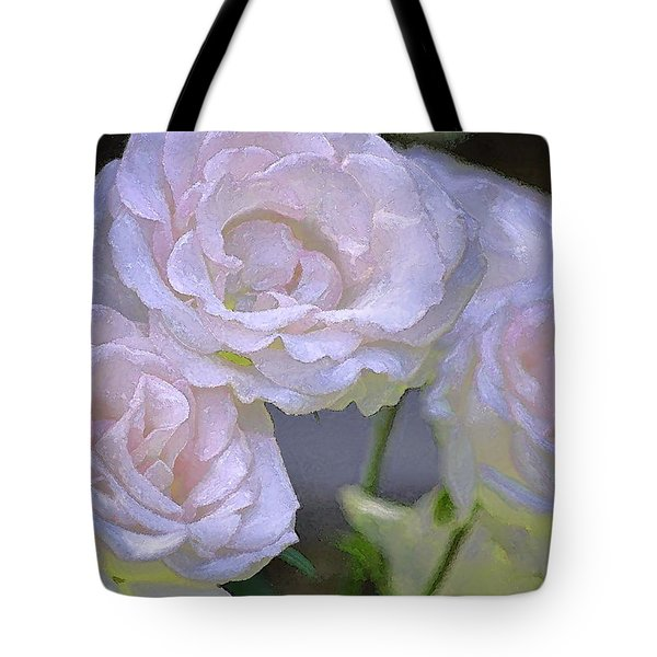 Rose 120 Tote Bag