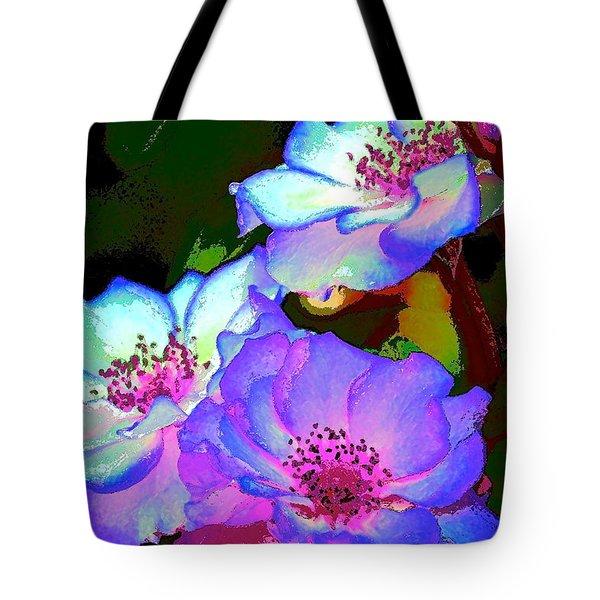 Rose 127 Tote Bag by Pamela Cooper
