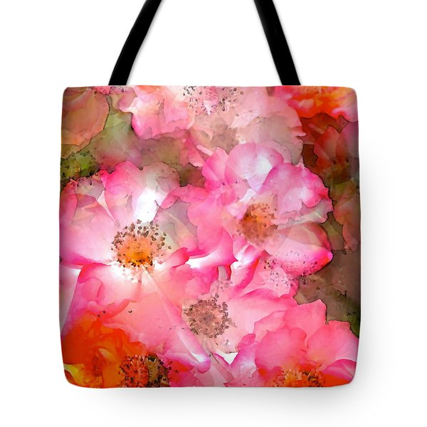 Rose 140 Tote Bag