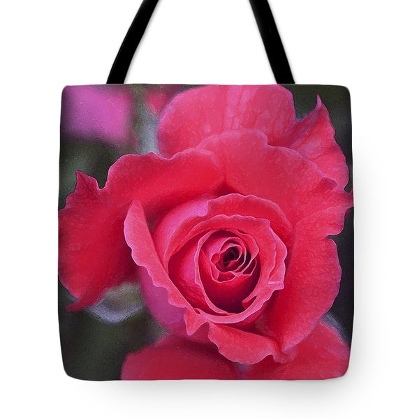 Rose 160 Tote Bag