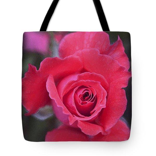 Rose 160 Tote Bag by Pamela Cooper