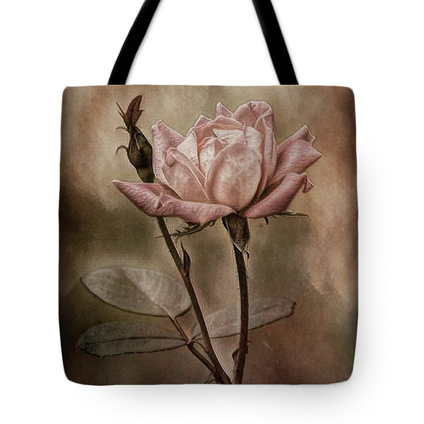 Rose 3 Tote Bag