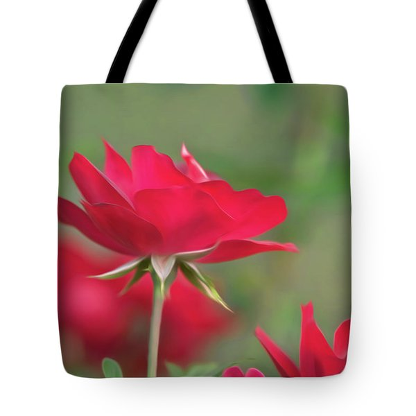 Rose 4 Tote Bag