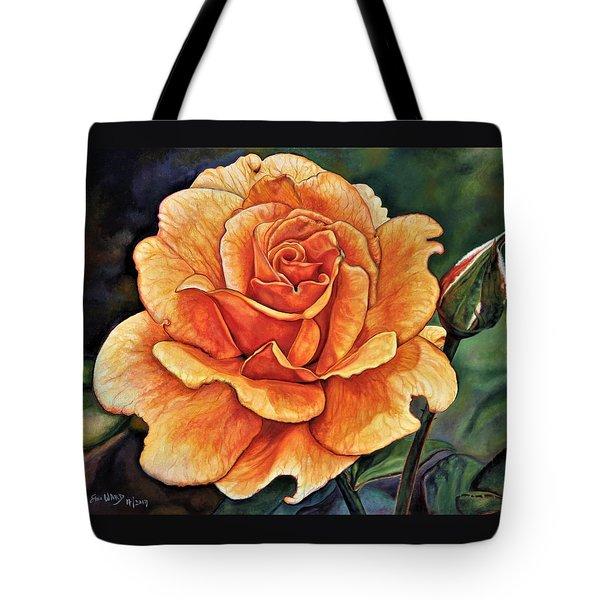 Rose 4_2017 Tote Bag
