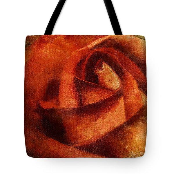 Rose 4854 Tote Bag