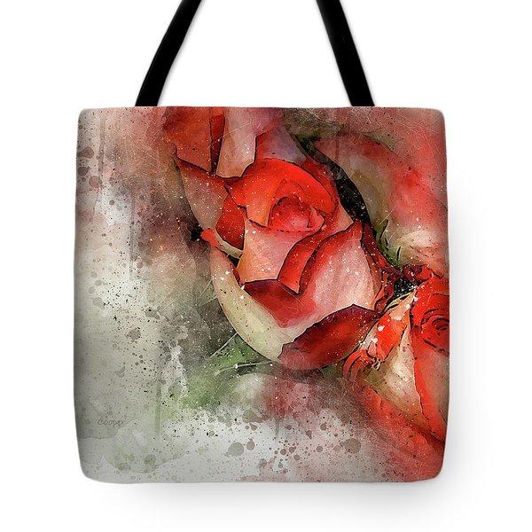 Rose 6 Tote Bag