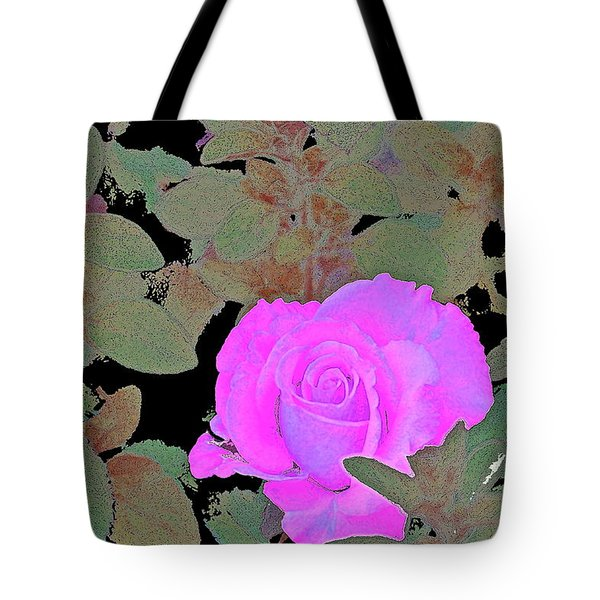 Rose 97 Tote Bag by Pamela Cooper