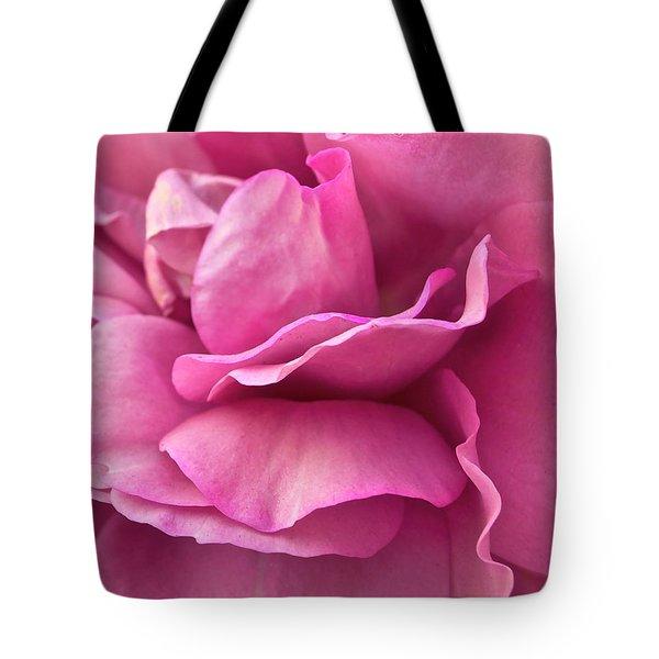 Rose Affair Tote Bag by Gwyn Newcombe
