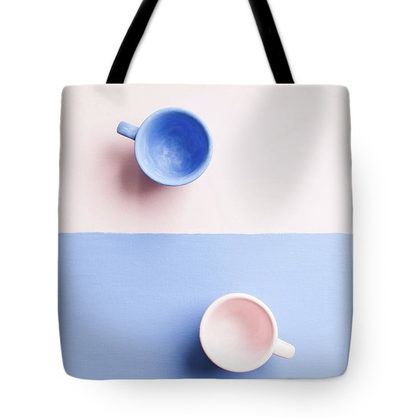 Rose And Serenity IIi Tote Bag