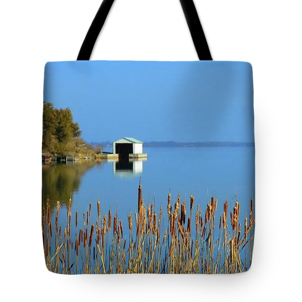 Rose Bay Tote Bag