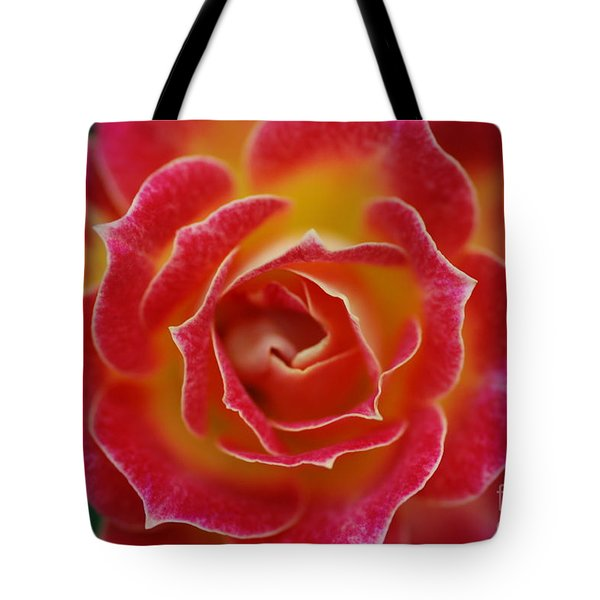Rose Tote Bag by Catherine Lau