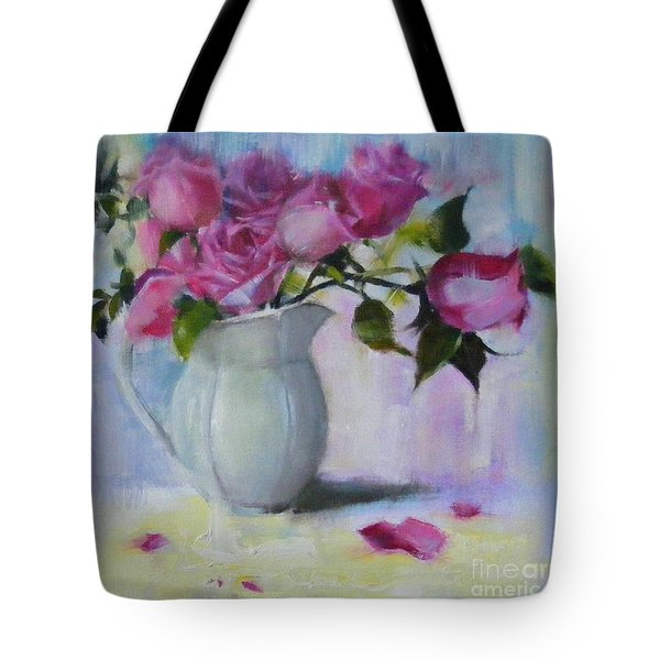 Rose Day Tote Bag