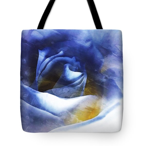 Tote Bag featuring the photograph Rose - Daydreams - Dreamscape by Janine Riley