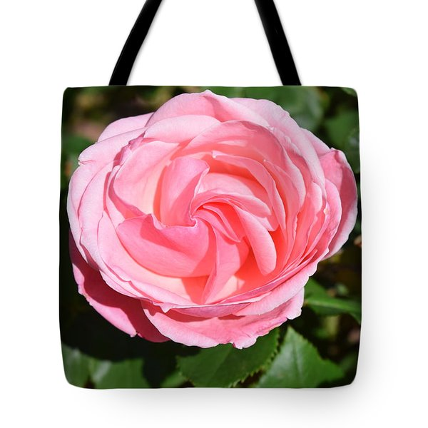 Tote Bag featuring the photograph Rose Flower by Margarethe Binkley