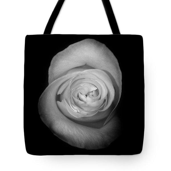 Rose From The Shadows Tote Bag