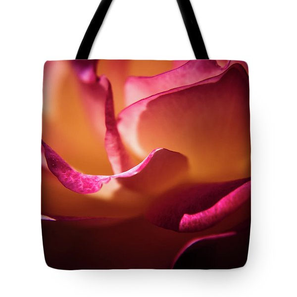 Rose In The Afternoon Tote Bag
