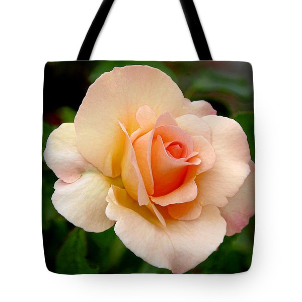 Rose Is A Rose Is A Rose Tote Bag