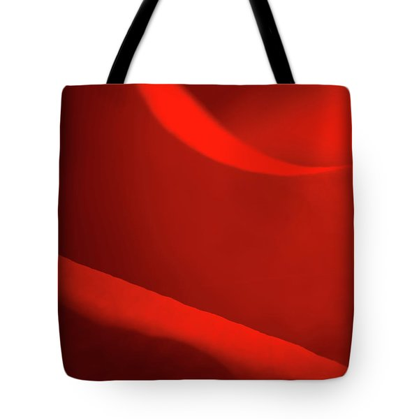 Rose Macro Tote Bag by Wim Lanclus