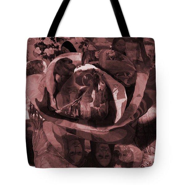 Rose No 2 Tote Bag