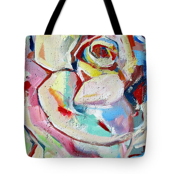 Rose Number 1 Tote Bag