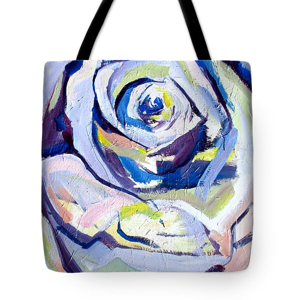 Rose Number 2 Tote Bag