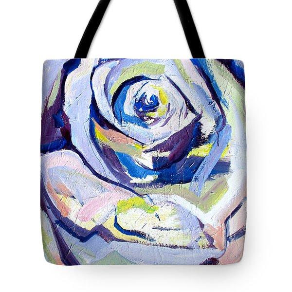 Rose Number 2 Tote Bag