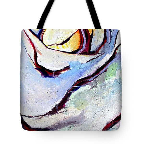Rose Number 3 Tote Bag