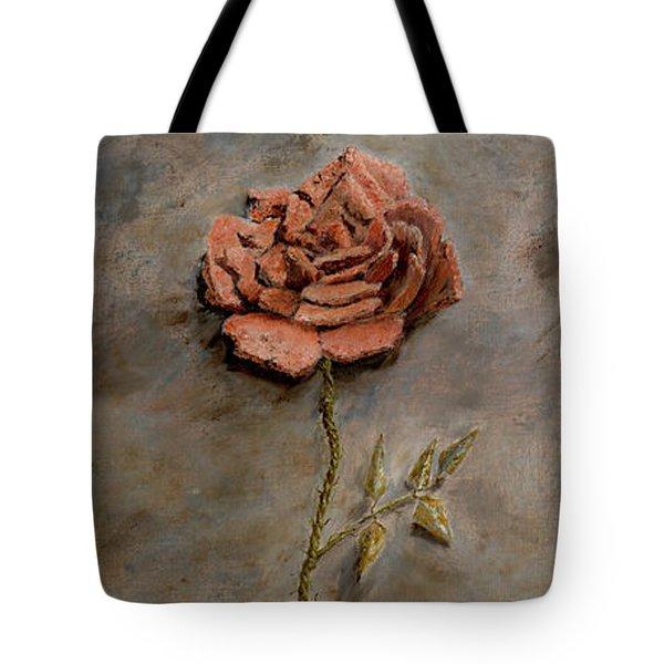 Rose Of Regeneration Tote Bag