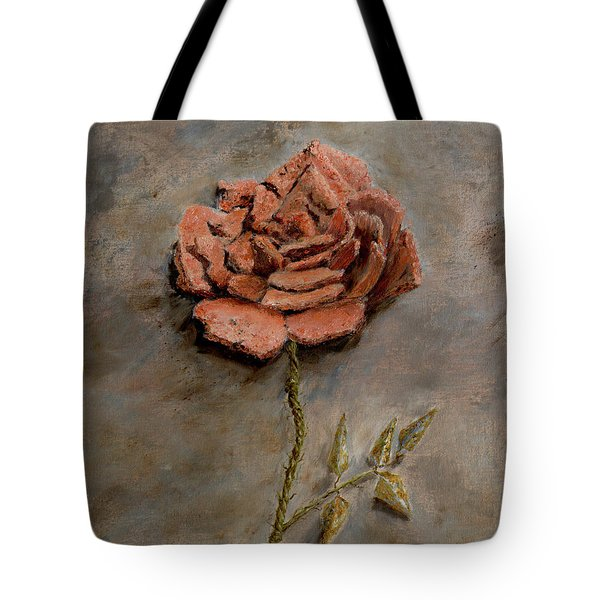 Rose Of Regeneration - Small Tote Bag