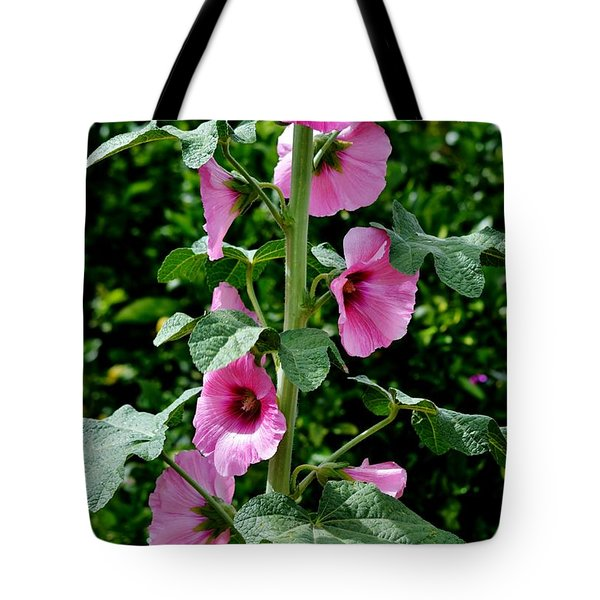 Rose Of Sharon Vine Tote Bag