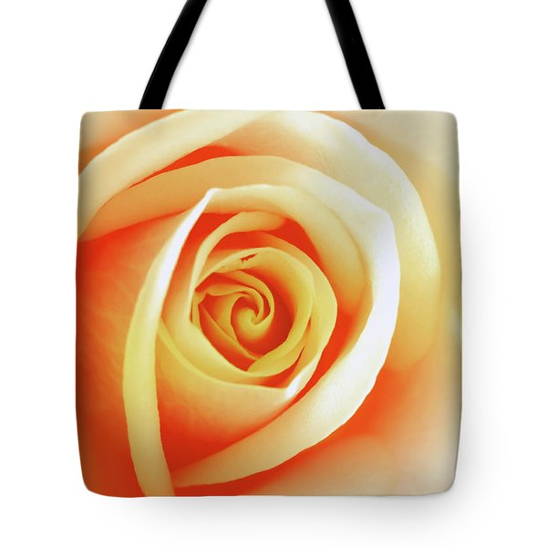 Rose Of Splendour Tote Bag