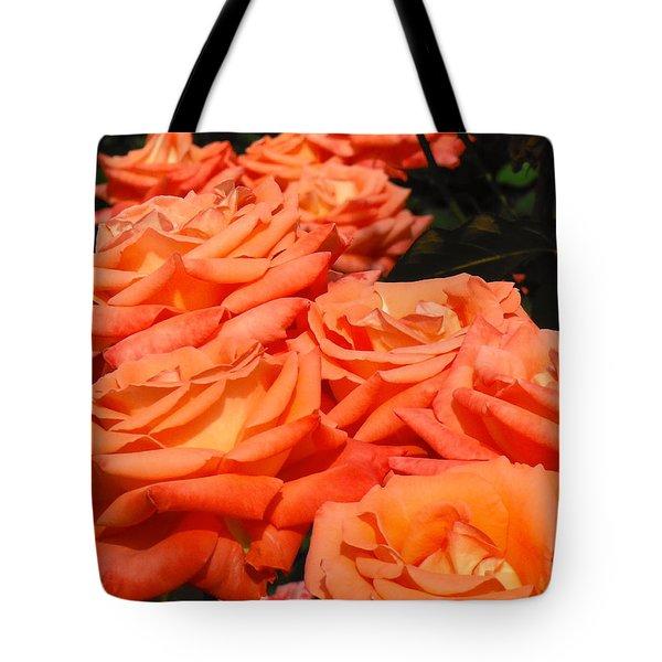 Rose Path Jubilee Tote Bag