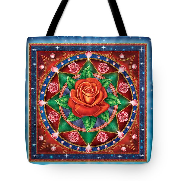 Rose - Pure Love Tote Bag