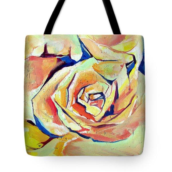 Rose Sun Tote Bag