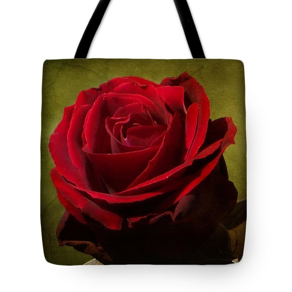 Rose Tapestry Tote Bag by Blair Wainman