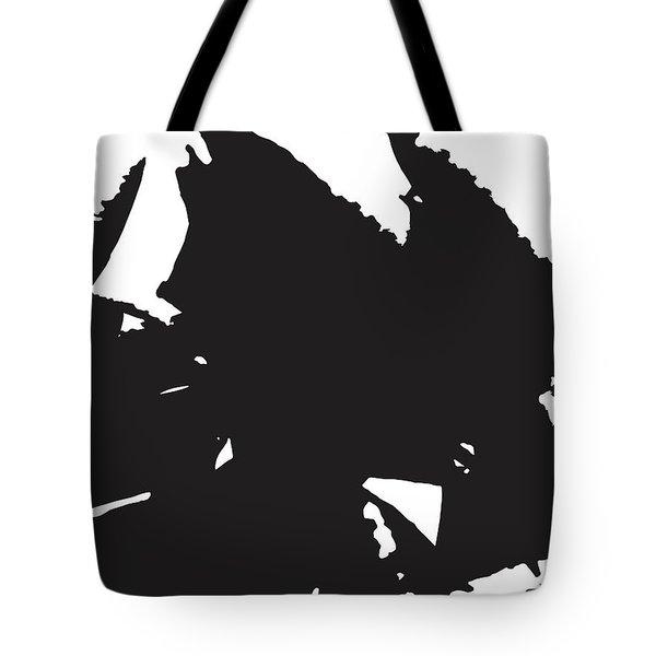 Rose Transformed Tote Bag