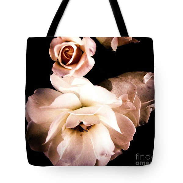 Rose Tote Bag by Vanessa Palomino