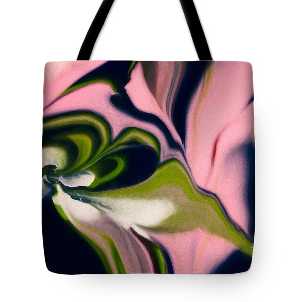 Rose With No Thorns Tote Bag