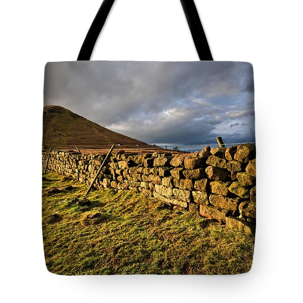 Roseberry Topping Tote Bag
